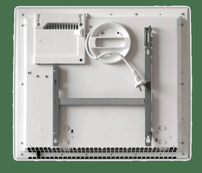 elektromos fűtőpanel felszerelése, Atlantic fűtőtest falikoknzol