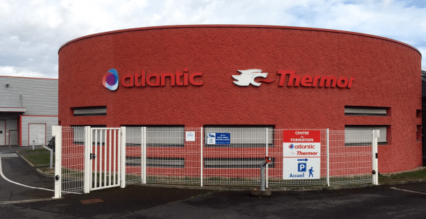 Atlantic , Thermor gyár
