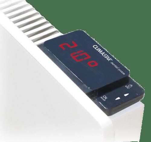elektromos fűtőpanel vezérlése