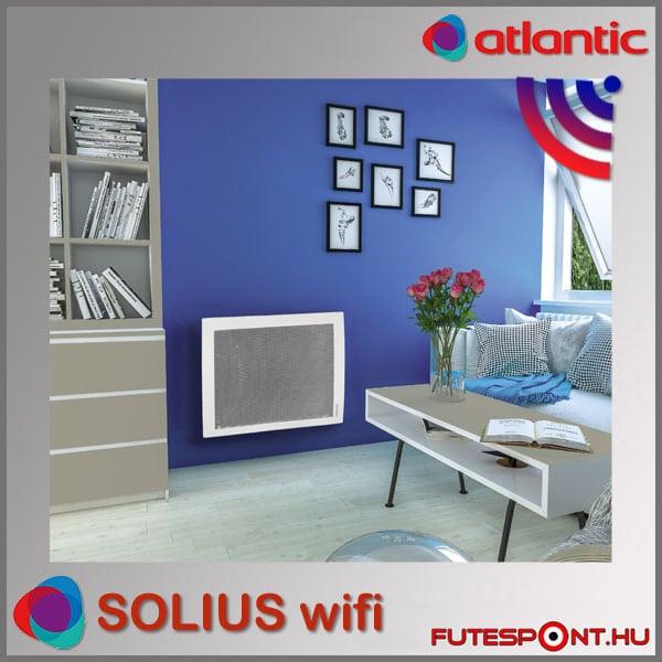 Atlantic Solius Wifi fűtőpanel